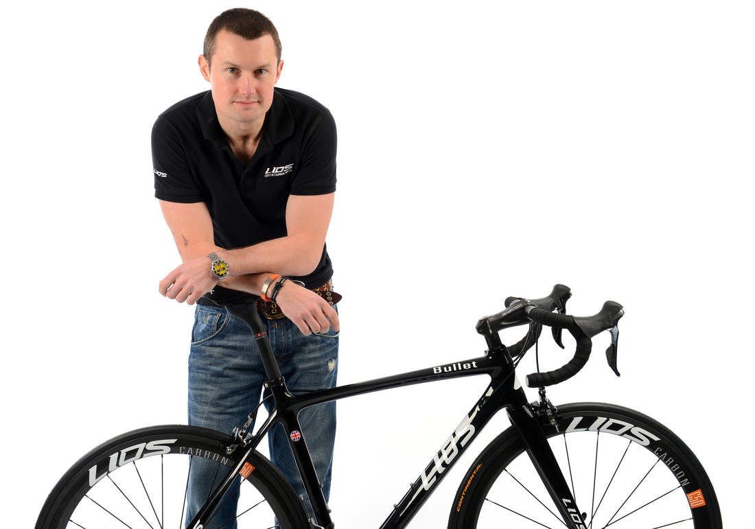 Steven McCully, founder of LIOS Bikes